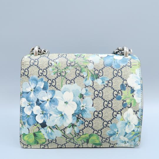 Gucci Dionysus Blooms Canvas Mini Shoulder Bag Image 1