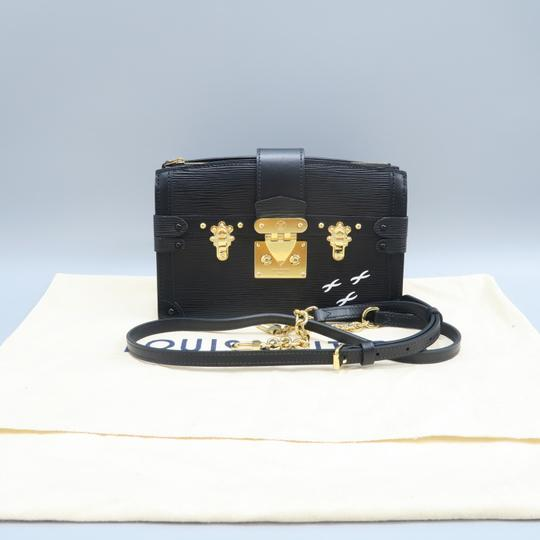 Louis Vuitton Lv Trunk black Clutch Image 1