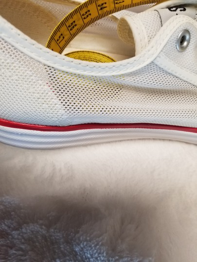 Converse White Athletic Image 8