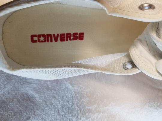 Converse White Athletic Image 9