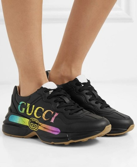 Gucci Black Athletic Image 6