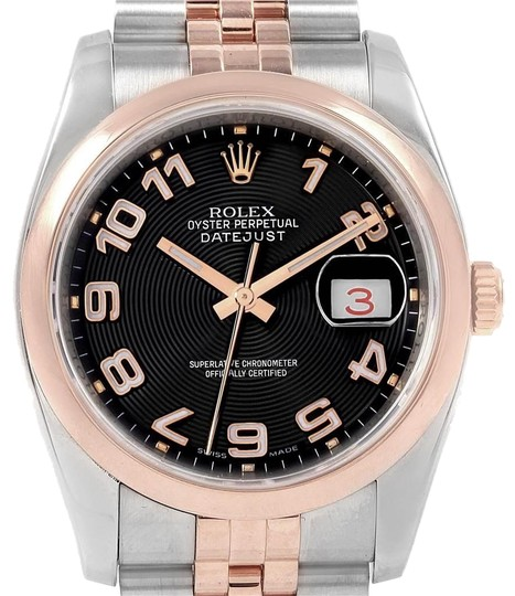 Preload https://img-static.tradesy.com/item/25140311/rolex-black-datejust-36-steel-rose-dial-116201-box-papers-watch-0-1-540-540.jpg