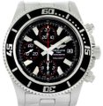 Breitling Breitling Aeromarine SuperOcean II Chronograph Watch A13341 Box Papers Image 0