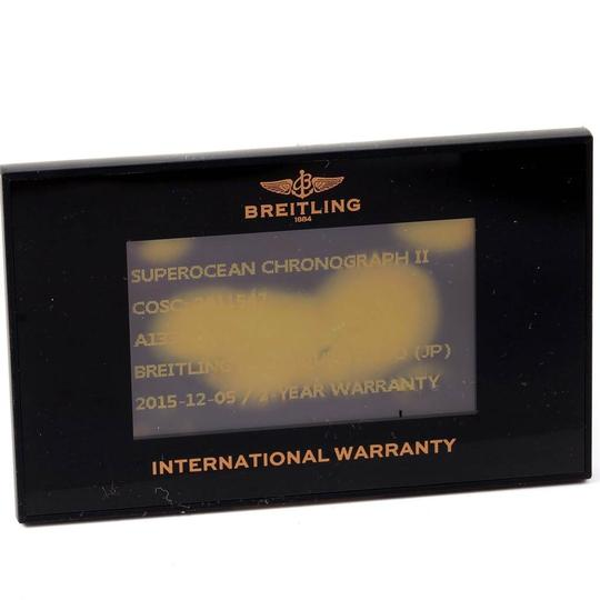Breitling Breitling Aeromarine SuperOcean II Chronograph Watch A13341 Box Papers Image 10