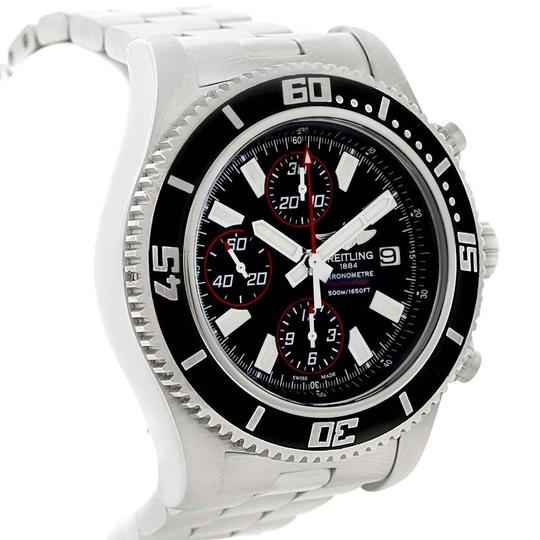 Breitling Breitling Aeromarine SuperOcean II Chronograph Watch A13341 Box Papers Image 2