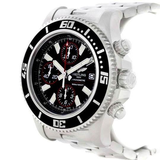 Breitling Breitling Aeromarine SuperOcean II Chronograph Watch A13341 Box Papers Image 3