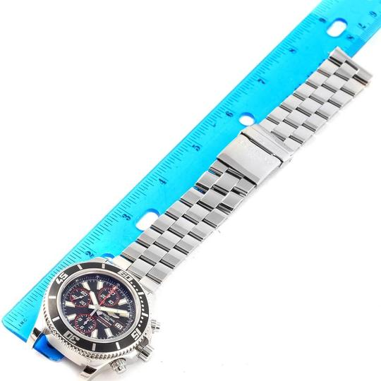 Breitling Breitling Aeromarine SuperOcean II Chronograph Watch A13341 Box Papers Image 9