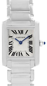 Cartier Cartier Tank Francaise White Gold Quartz Ladies Watch W50012S3