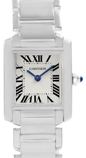 Preload https://img-static.tradesy.com/item/25140407/cartier-silver-tank-francaise-white-gold-quartz-ladies-w50012s3-watch-0-2-540-540.jpg