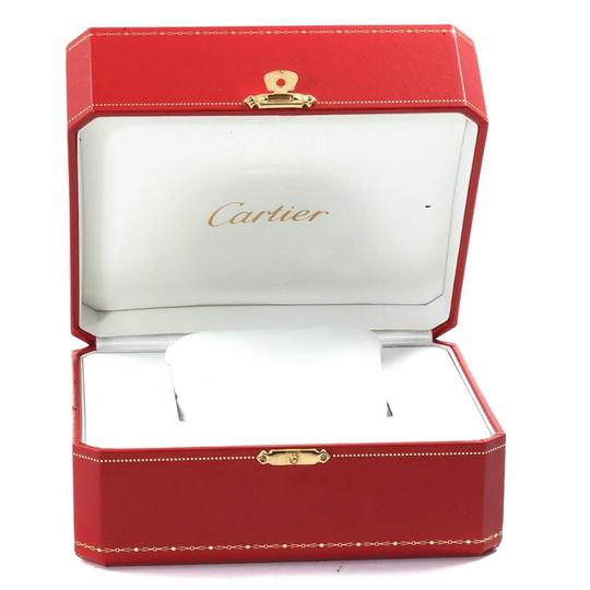 Cartier Cartier Tank Francaise White Gold Quartz Ladies Watch W50012S3 Image 9