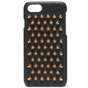 Christian Louboutin Loubiphone spiked leather iPhone 7 iPhone 8 case cover