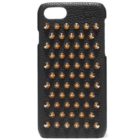 Preload https://img-static.tradesy.com/item/25140440/christian-louboutin-loubiphone-spiked-leather-iphone-7-iphone-8-case-cover-tech-accessory-0-0-540-540.jpg