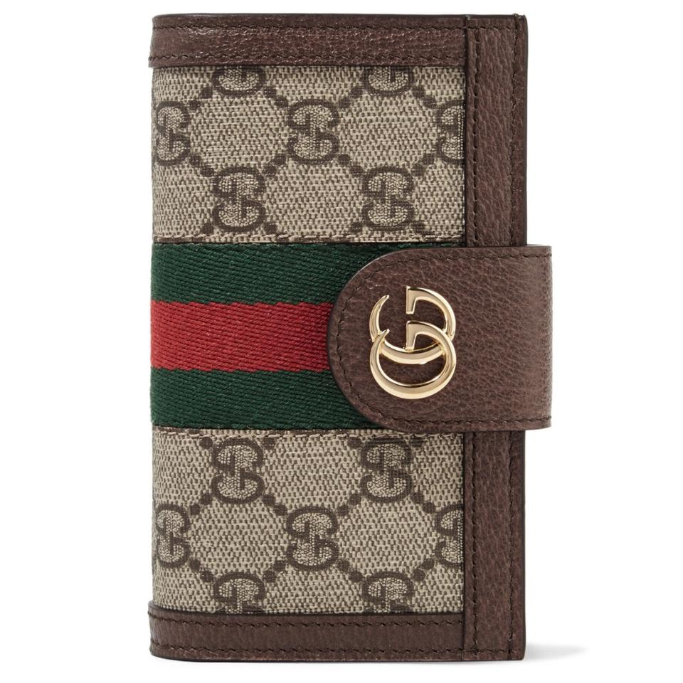 a2525b6eb7e2 Gucci Ophidia leather wallet chain iPhone 7 iPhone 8 case cover Image 0 ...