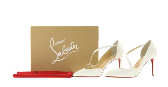 Christian Louboutin White Pumps Image 11