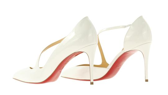 Christian Louboutin White Pumps Image 6