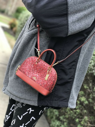 Coach Limited Edition Cross Body Bag Image 1
