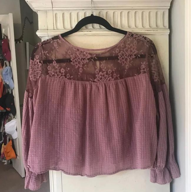 Free People Top mauve Image 1