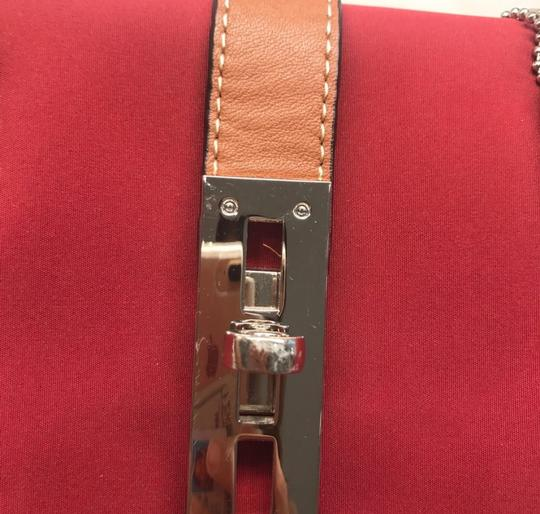 LA BAGAGERIE Satchel in Red Image 4