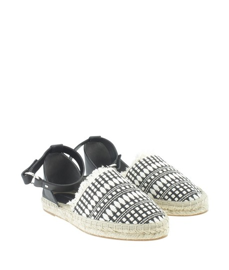 Rebecca Minkoff Canvas Multi-Color Flats Image 1