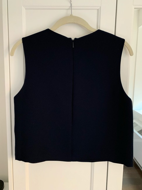 Whistles Top Navy Image 2