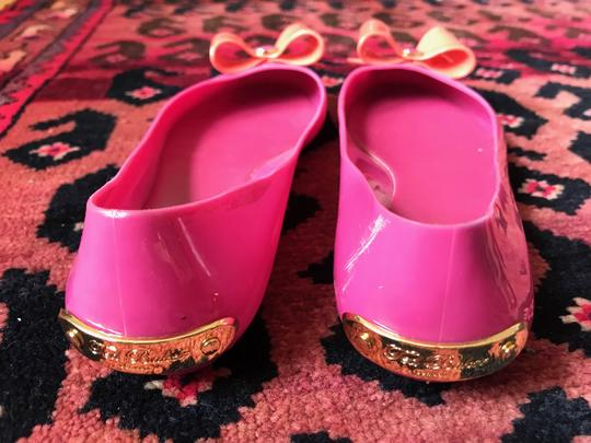 Ted Baker Jellies Rain Bow Pink Flats Image 2