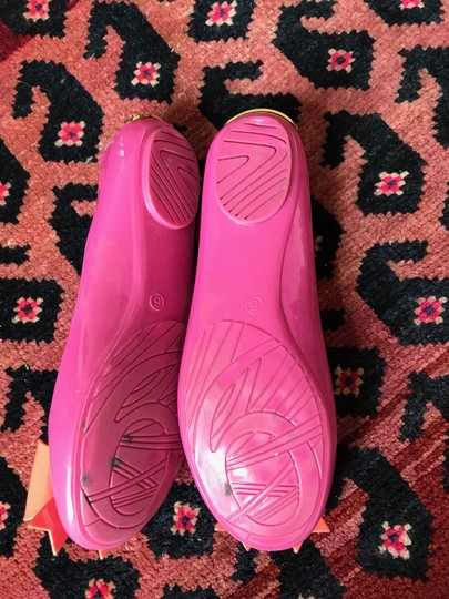 Ted Baker Jellies Rain Bow Pink Flats Image 4