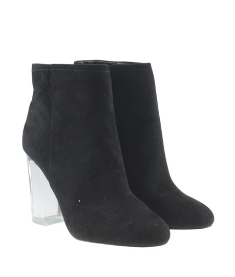 Call It Spring Ankle Suede Black Boots Image 1