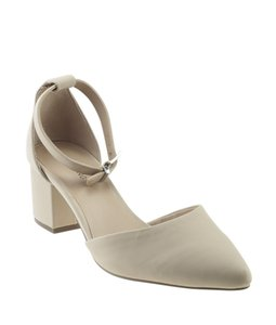 Call It Spring Leather Beige Sandals