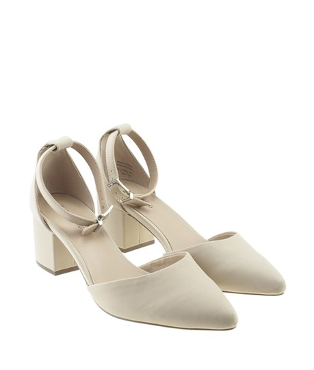 Call It Spring Leather Beige Sandals Image 1