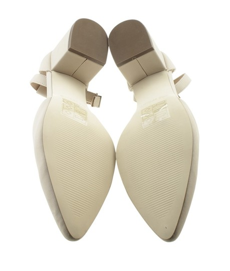 Call It Spring Leather Beige Sandals Image 2