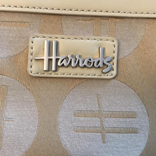 Harrods Wristlet in taupe Image 1