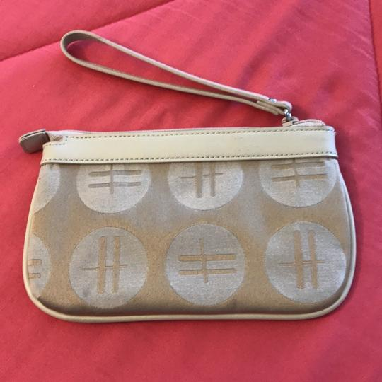 Harrods Wristlet in taupe Image 2