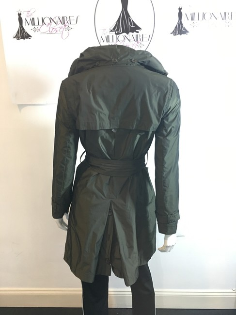 Max Mara Weekend Burberry Trench Coat Image 3