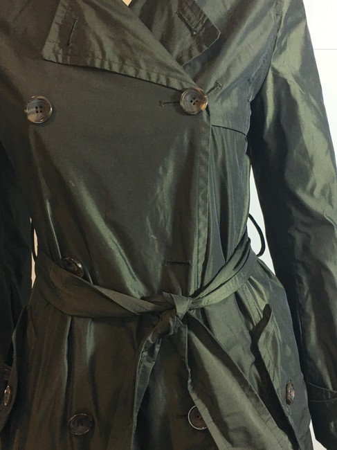 Max Mara Weekend Burberry Trench Coat Image 6