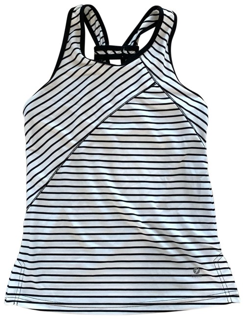 Preload https://img-static.tradesy.com/item/25141259/oiselle-black-and-white-like-new-striped-racerback-m-activewear-top-size-8-m-0-1-650-650.jpg