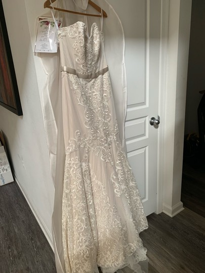 Preload https://img-static.tradesy.com/item/25141348/watters-and-watters-bridal-alice-feminine-wedding-dress-size-10-m-0-1-540-540.jpg