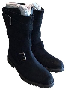 e2780252445d J Brand  genuineleather Brushed Outer  greatlowprice Black  silver hardware  Boots