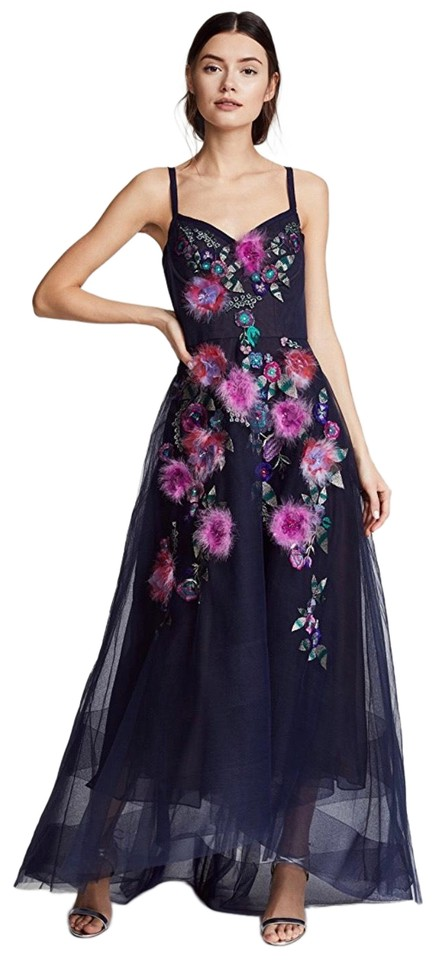 d7c06eca Blue Marchesa Notte Dresses - Up to 70% off a Tradesy