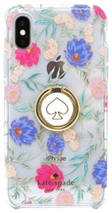 Kate Spade Floral Hybrid Ring Stand iPhone X/Xs