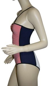 Chloé Color-Blocked One Piece Swimsuit Size 42/ US 2 new