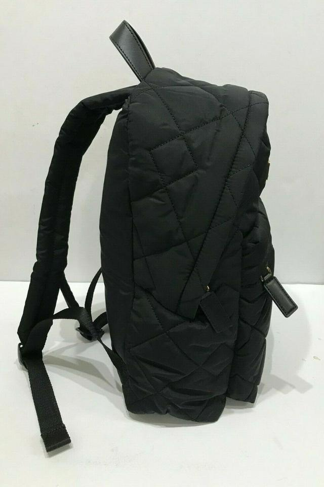 aliexpress 50-70%off great discount for Marc Jacobs Quilted Purse Handbag Shoulder Black Nylon Backpack 37% off  retail