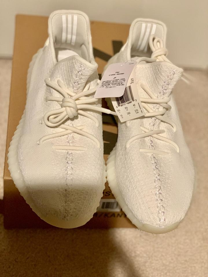 innovative design 146c3 a46a4 YEEZY Off White Boost 350 V2 Adidas Sneakers Size US 10 Regular (M, B)