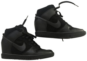 2c359364654 White Sneakers.  64.50  135.00. US 6.5. Nike black Athletic - recommended  img. Nike black Athletic