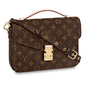 Louis Vuitton Pochette Metis Rare New Cross Body Bag