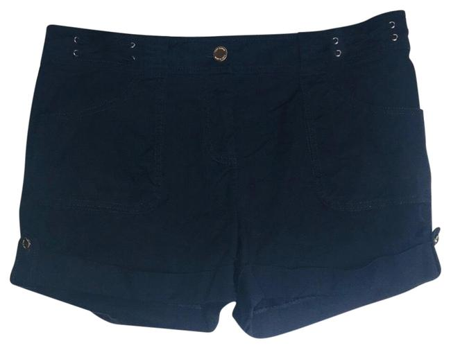 Item - Navy Blue with Gold Buttons Nwot Nay Shorts Size 12 (L, 32, 33)
