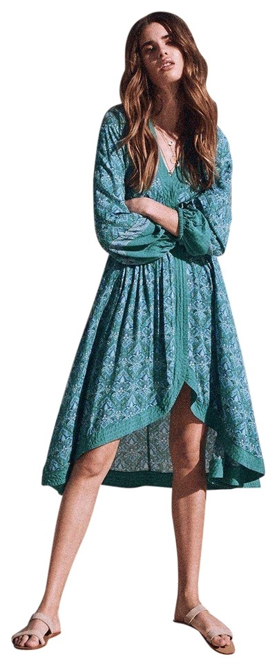 2ed63481b1e1 Spell & the Gypsy Collective Emerald Jewel Soiree' Short Casual ...