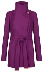 d1faa01f8181 Ted Baker Classic Classy Wool Wrap Trench Coat