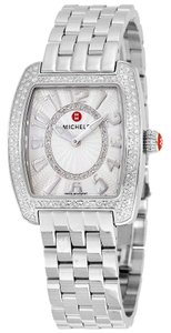 Michele Urban Mini Stainless Diamond MWW02A000572