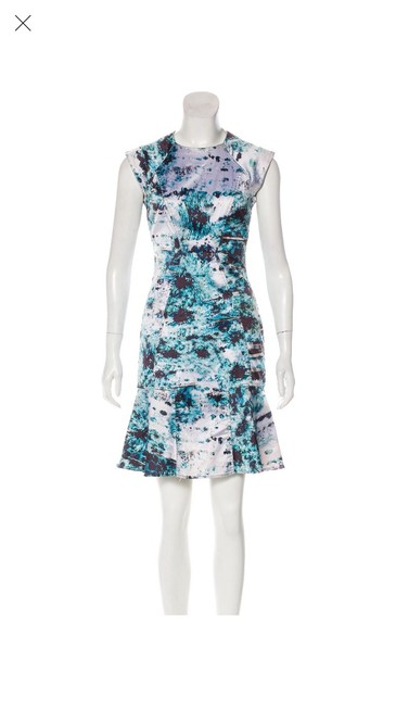 Preload https://img-static.tradesy.com/item/25148530/yigal-azrouel-multicolor-graphic-printed-mid-length-cocktail-dress-size-4-s-0-0-650-650.jpg