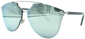 9d15ab342d714 Dior Palladium Gray Reflected Prism Aviator Sunglasses S60RL